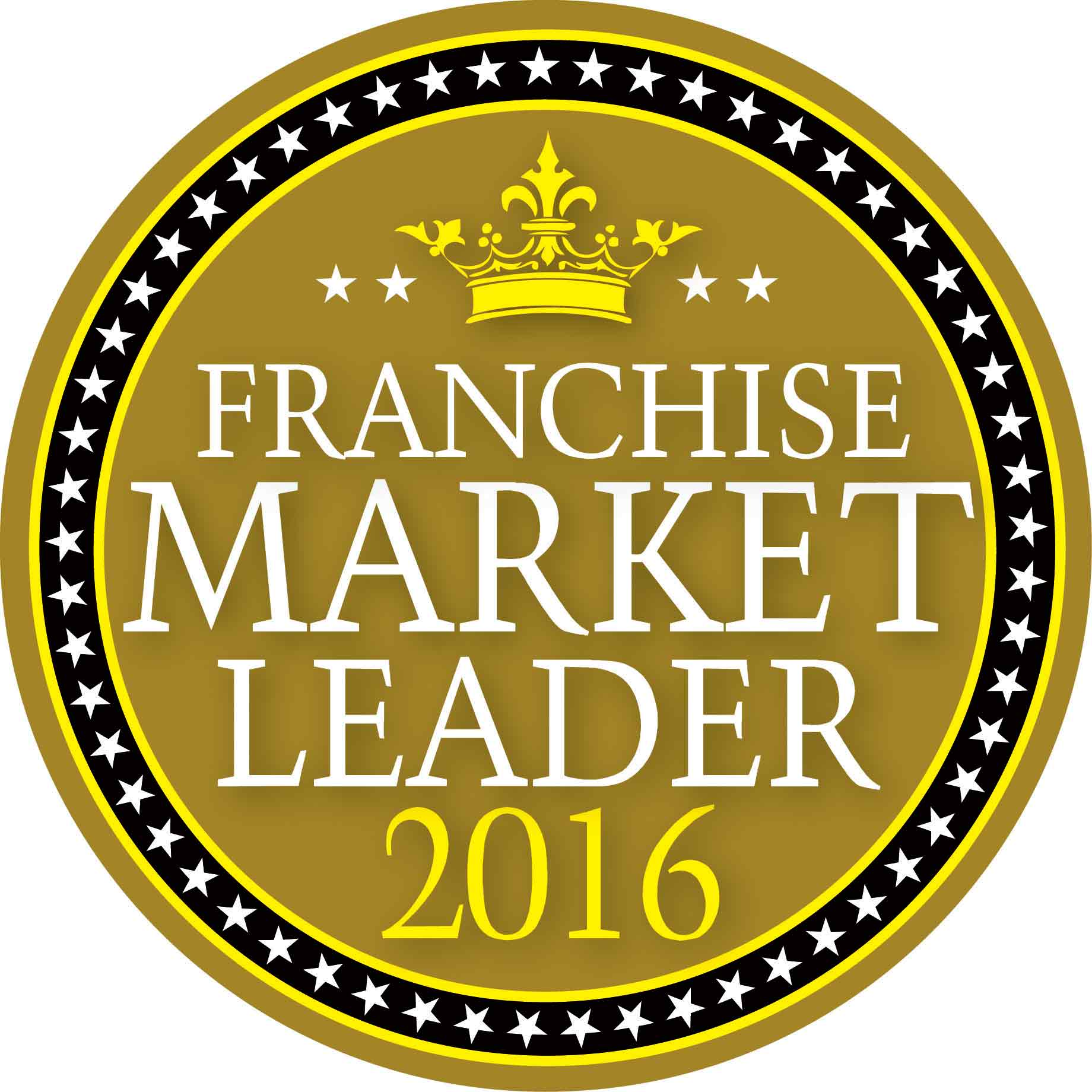 FRANCHISE MARKET LEADER 2016